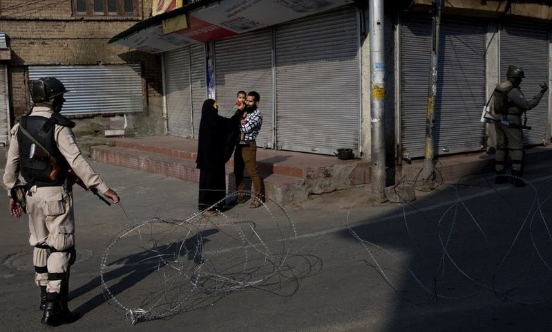 Indefinite internet suspension not permissible, says India's SC on occupied Kashmir petitions