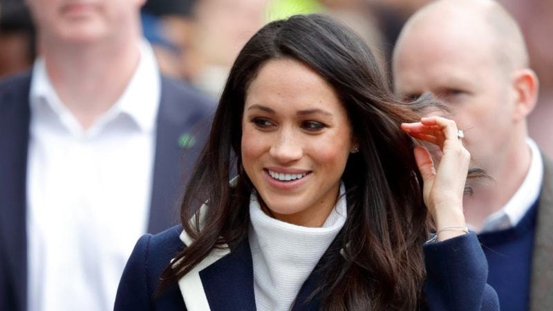Meghan Markle just might be heading back to Hollywood.