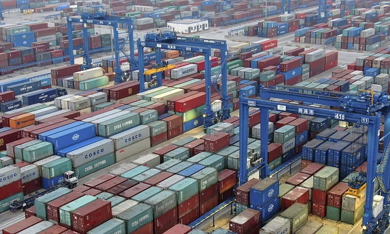 China posts weakest growth in 29 years as trade war bites