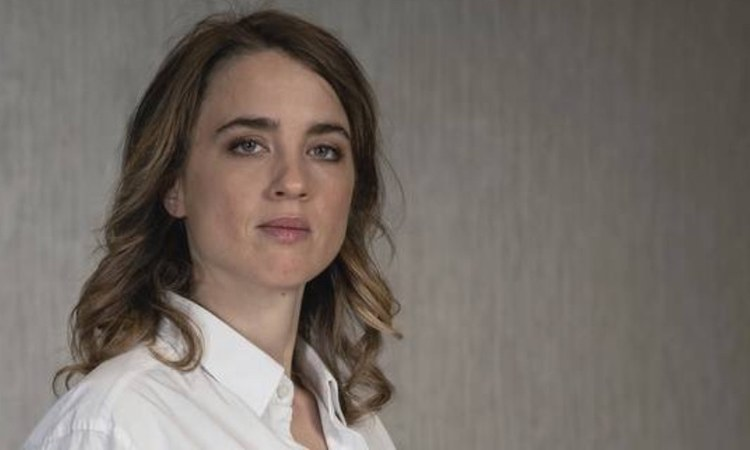 Adele Haenel says she was first harassed when she was 12 years old and the abuse continued until she was 15.