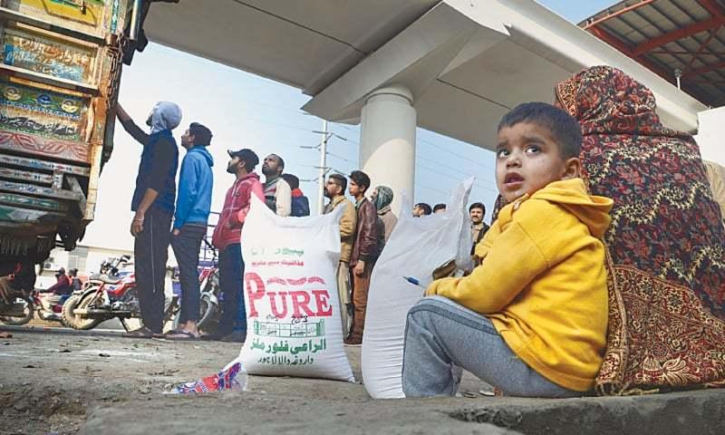 Govt sees end to wheat flour crisis soon amid strike threat in KP