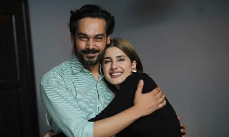 He will be starring alongside Mehwish Hayat, Kubra Khan and Humayun Saeed in the Nadeem Baig directorial.