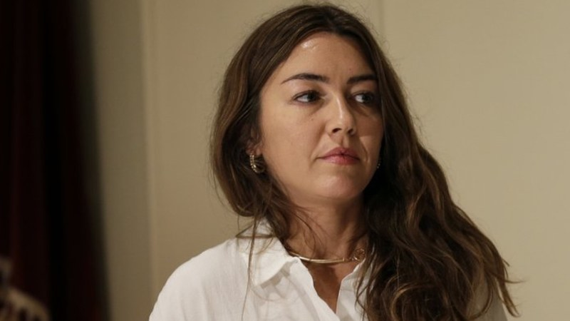 Mimi Haleyi was the first to testify of the two women whose allegations led to Weinstein's New York City criminal case.