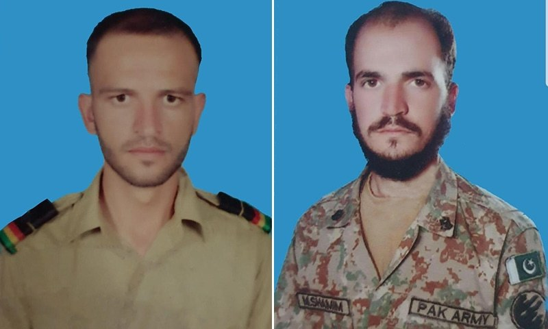2 soldiers martyred during operation on terrorist hideout in North Waziristan: ISPR