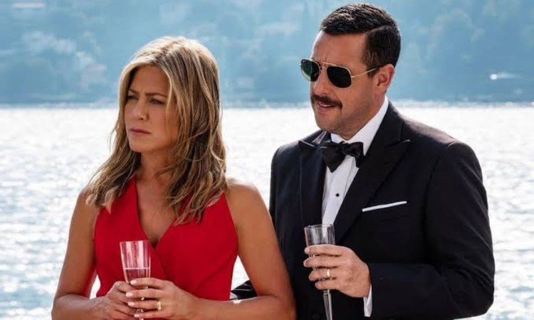 Sandler's Murder Mystery, co-starring jennifer Aniston was ranked the streaming service's most popular title in the United States in 2019.