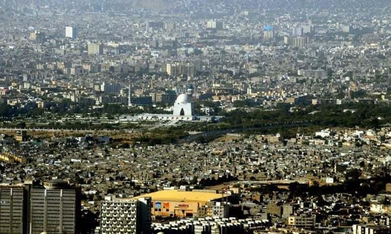 سی بریز پلازہ کراچی میں مزار قائد کے قریب واقع ہے—فائل فوٹو: فیس بک