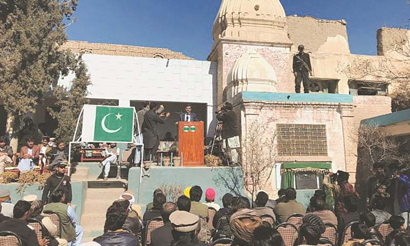 200-year-old temple in Quetta returned  to Hindu community