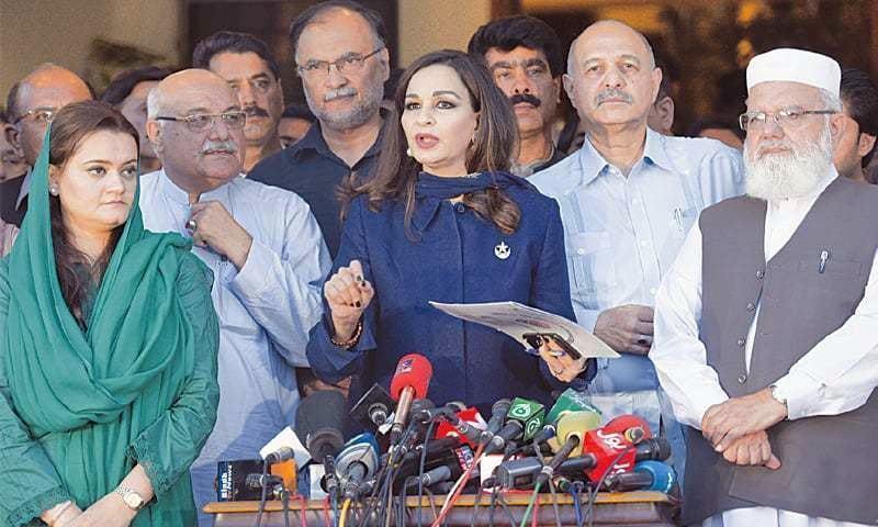PML-N, PPP reject govt's economic policies