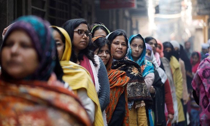Exit polls predict Modi defeat as Delhi votes in key election