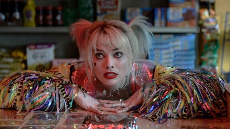 That's somewhat of a surprise, since reviews for Birds of Prey were much stronger than its predecessor, Suicide Squad.