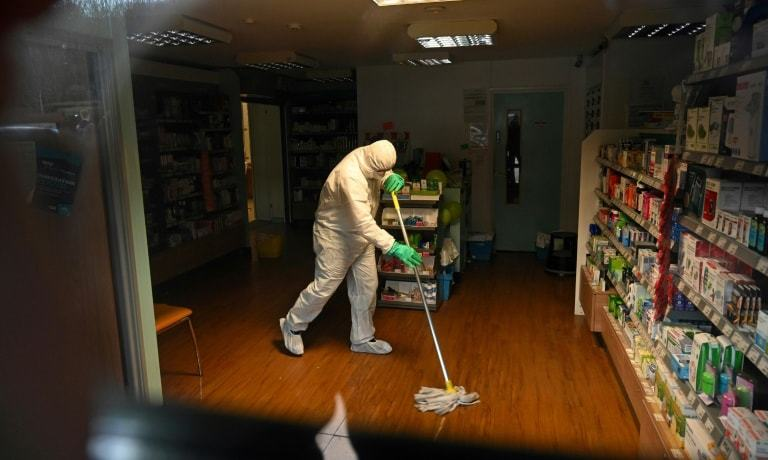 China virus death toll passes 1,000