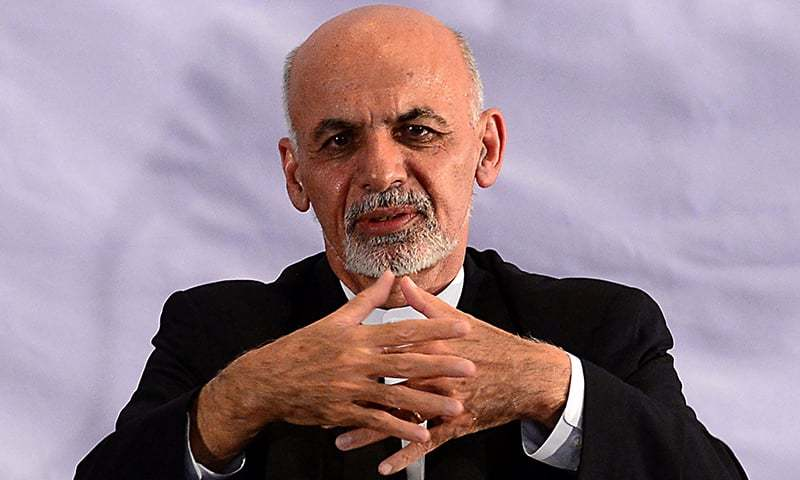 US-Taliban breakthrough appears closer as Ghani reports progress