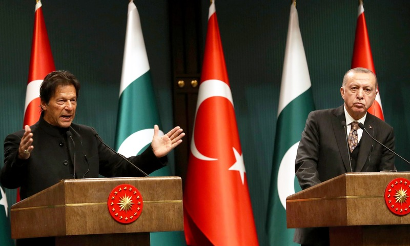 Pakistan, Turkey sign MoUs for cooperation in various fields