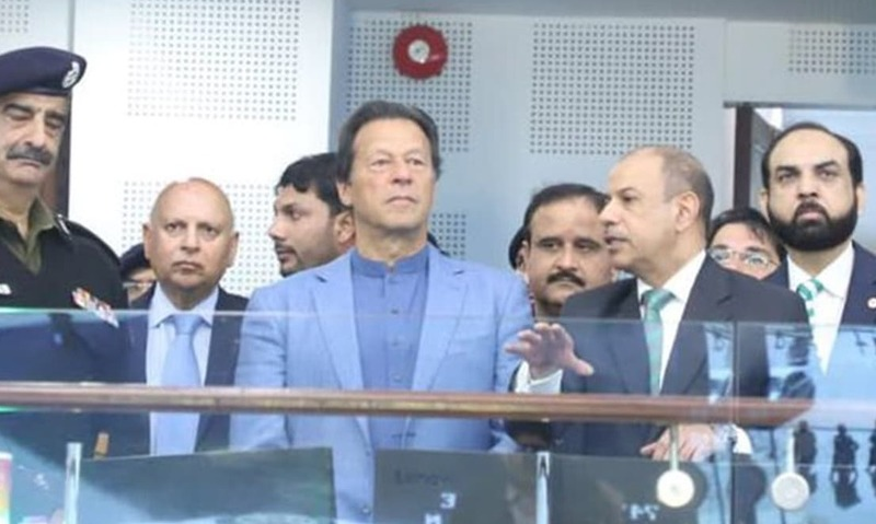 PM Imran in Lahore for day-long visit