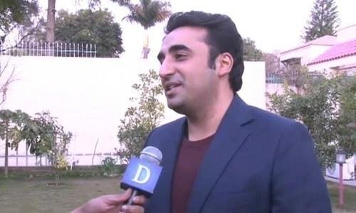Bilawal hopes Maryam's silence is not under any deal