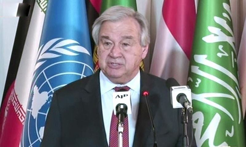 Pak-India relations: Important to 'de-escalate, both militarily and verbally', UN chief Guterres says