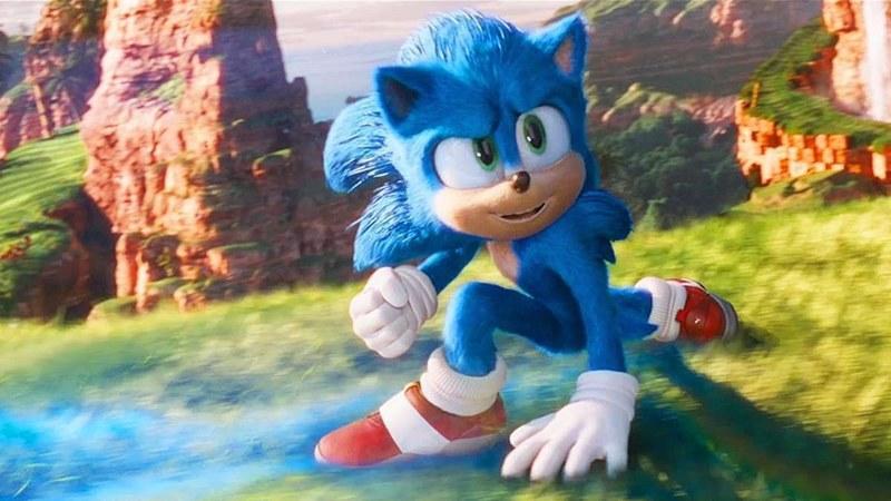 Sonic The Hedgehog Has Best Ever Video Game Movie Opening Weekend Film Tv Images