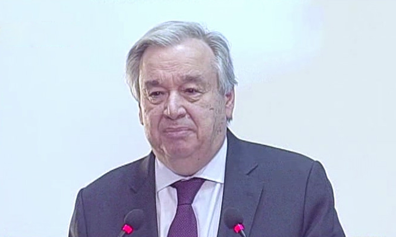 Pakistan's transformation from terrorism to toursim 'absolutely remarkable', says UN chief