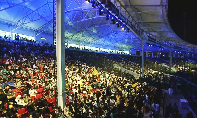 'Tayyar Hain': PSL 2020 kicks off in Karachi with spectacular show of music, colour
