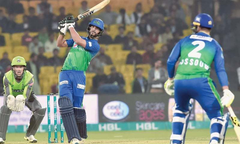 Shan guides Sultans to victory over Qalandars