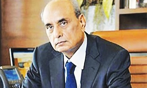 Mian Mansha urges govt to create 'enabling environment' for businesses