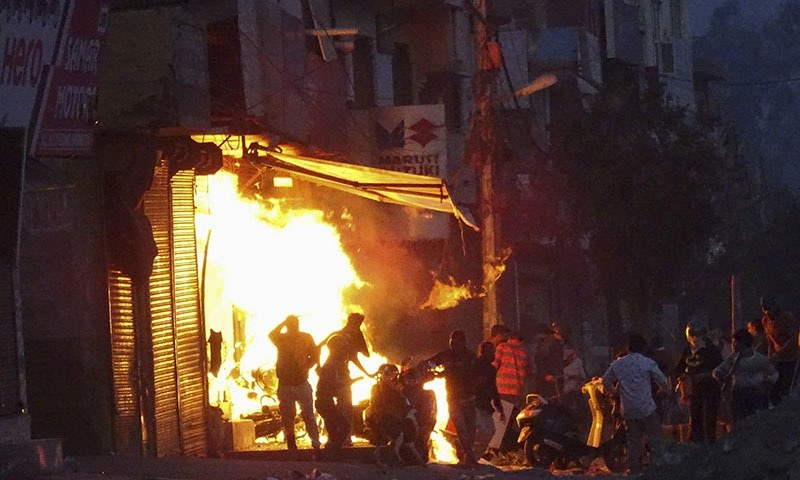 Death toll from sectarian violence in Delhi rises to 18