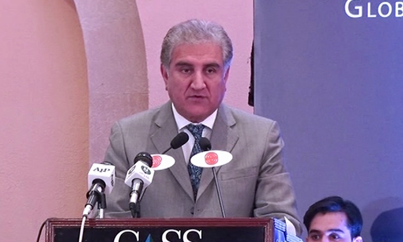 'Incredible India' now being viewed as intolerant India, says FM Qureshi