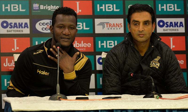 Darren Sammy appointed head coach, Wahab Riaz new captain of Peshawar Zalmi