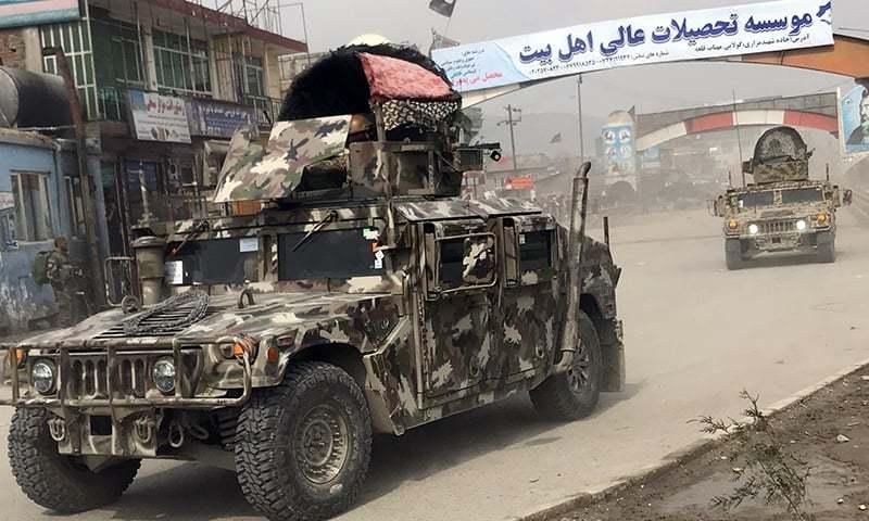 Gunmen kill at least 27 at memorial for Afghan leader