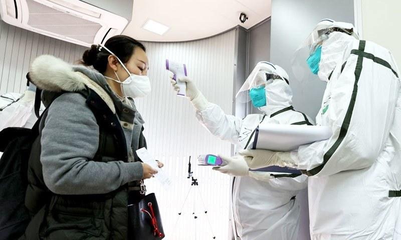کورونا وائرس کا آغاز چینی شہر ووہان سے دسمبر 2019ء میں ہوا تھا—فوٹو: زنوا