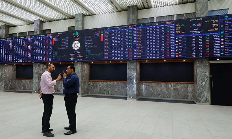 KSE-100 sheds 1,000 points as supply chain disruptions over COVID-19 continue