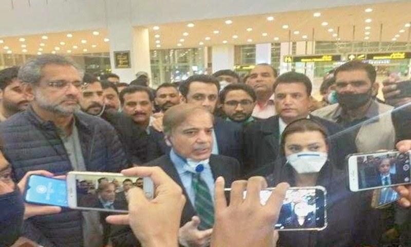Shahbaz offers family-run hospitals for Covid-19 patients
