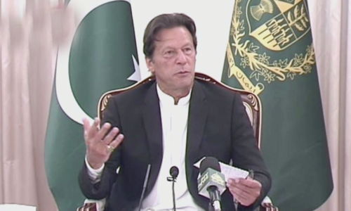 PM Imran announces financial stimulus package to mitigate economic fallout from Covid-19 outbreak