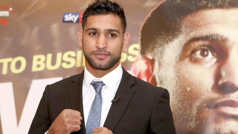 Amir Khan joins the roster of helpful celebrities by offering his property in Bolton UK as a space to help people affected by the coronavirus.