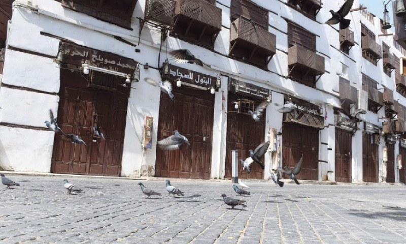 24-hour curfew imposed in Makkah, Madina