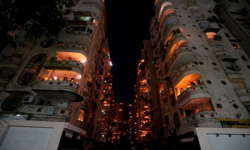 Indians respond to Modi's call, light lamps to 'challenge darkness' of corona crisis