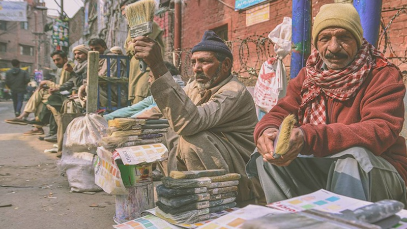 The lockdown has exposed anxieties and fears, yet it has also brought out a spirit of generosity among fellow citizens — Picture courtesy Ehsaas Karo Na