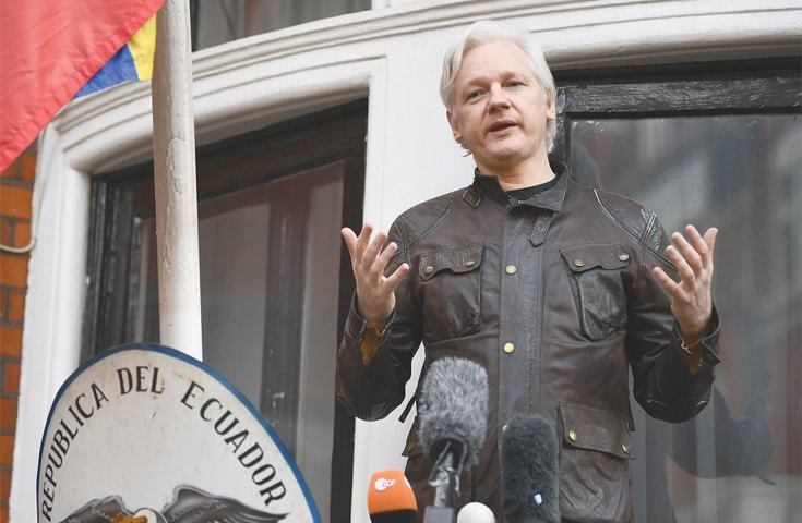 Julian Assange's lawyer reveals they had two children