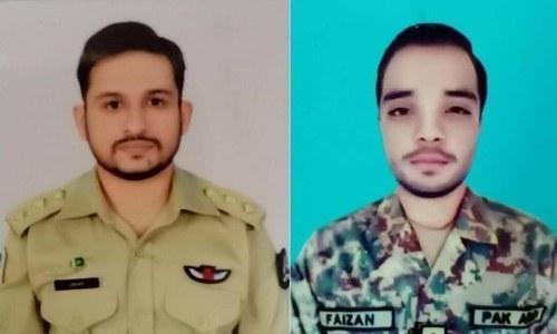 2 pilots martyred in plane crash near Gujarat