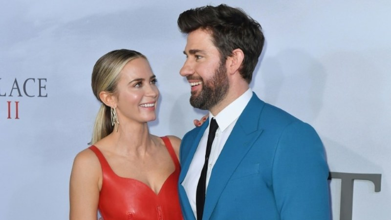 Actor John Krasinski joined the effort with his own weekly YouTube video show, Some Good News