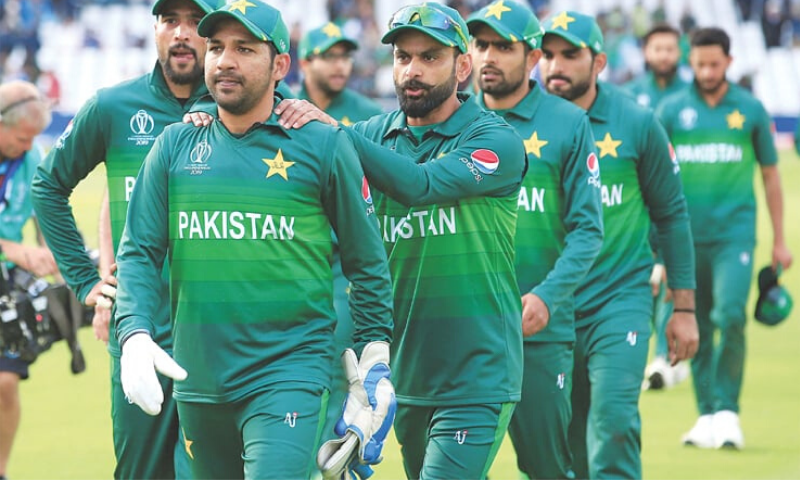 Pakistan loses top spot after 2 years, slides to number 4 in T20 rankings