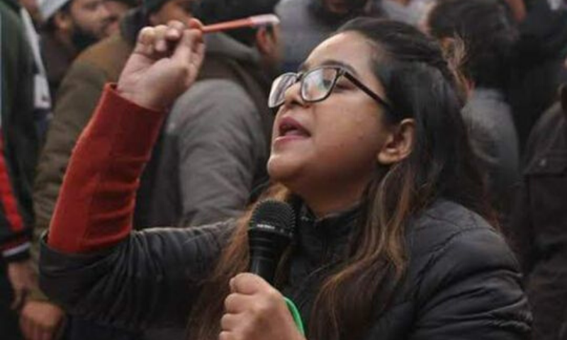 Amnesty demands India to release pregnant citizenship law activist