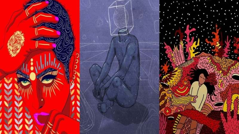Prints for Pandemic Relief has teamed with artists to assist relief workers in helping those most affected by Covid-19