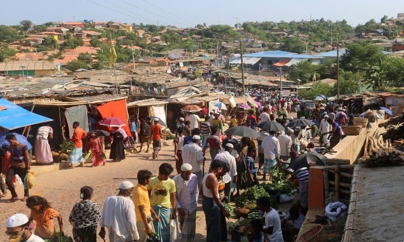 Move Rohingya to Bangladesh island to refugee camps: UN chief