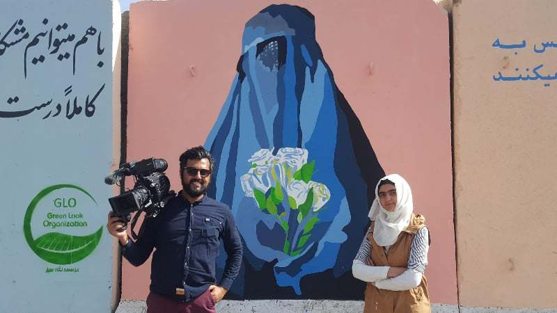 His two-part documentary on Afghanistan already nabbed two awards last month at the New York Festival.