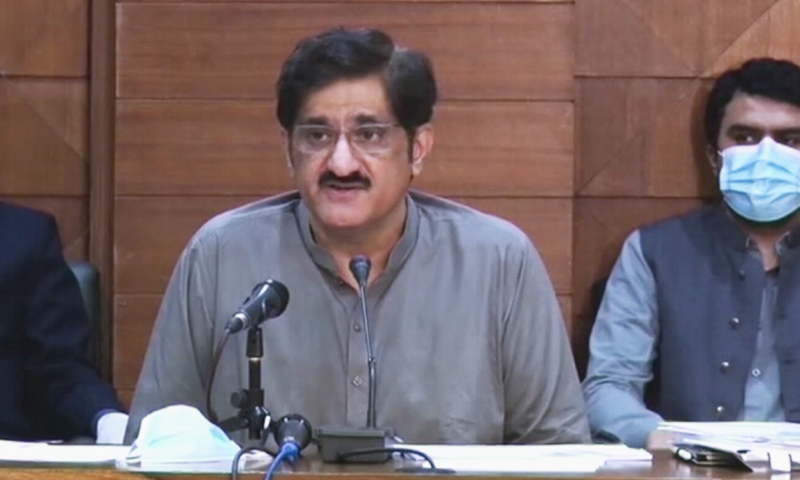 Eidul Fitr should be celebrated with simplicity, says Sindh CM as cases continue to rise