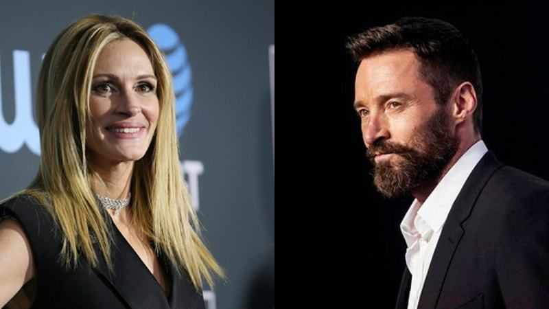 Stars including Julia Roberts hand over social media accounts to health experts