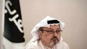 Sons of murdered Saudi journalist Khashoggi say 'forgive' killers