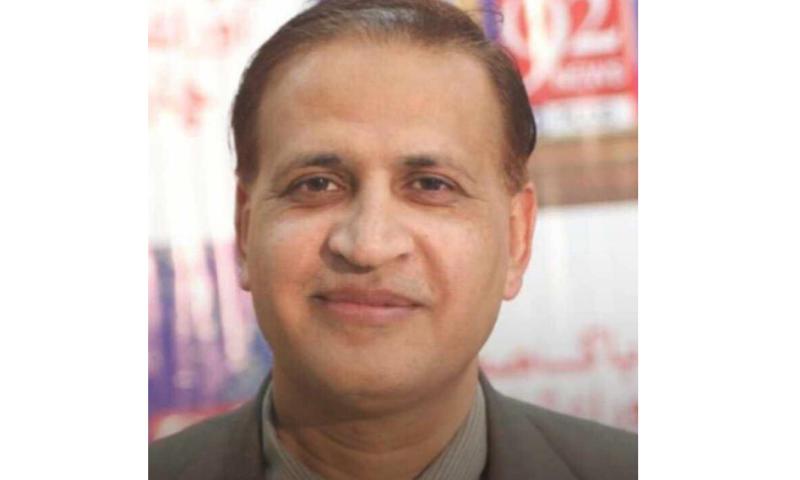 Senior journalist Fakhruddin Syed passes away due to coronavirus in Peshawar