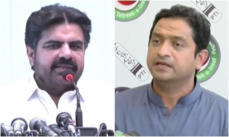 PTI says will 'stand against' PPP if lockdown is extended in Karachi